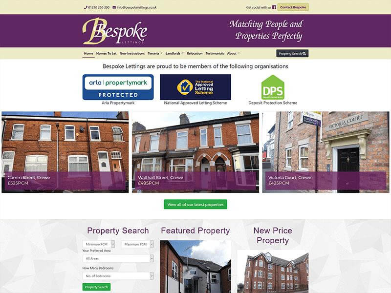 Bespoke Lettings