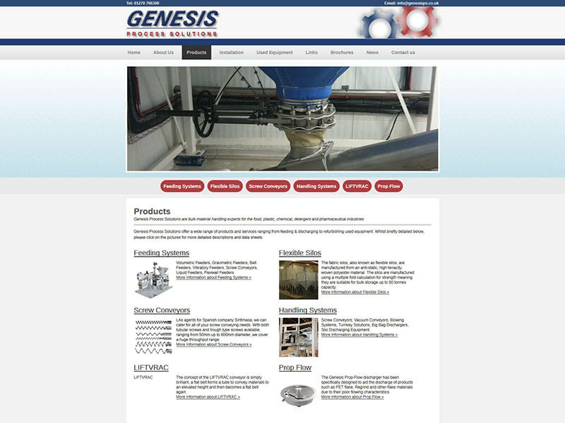 Genesis Process Solutions