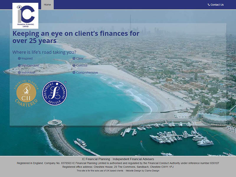 IC Financial Planning