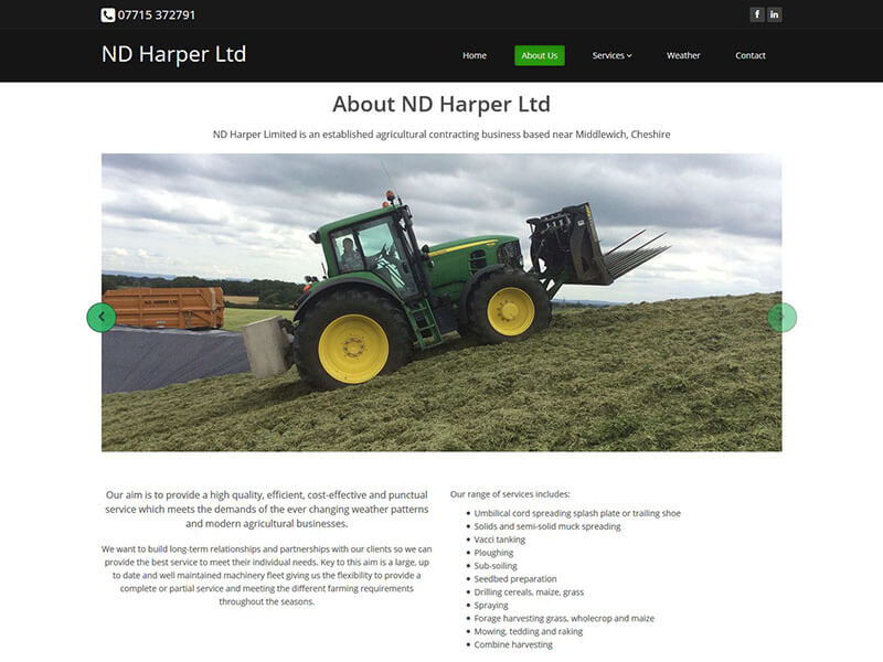 ND Harper LTD