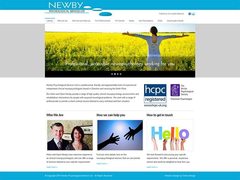Newby Psychological Services
