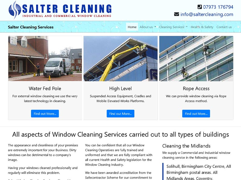 Salter Cleaning
