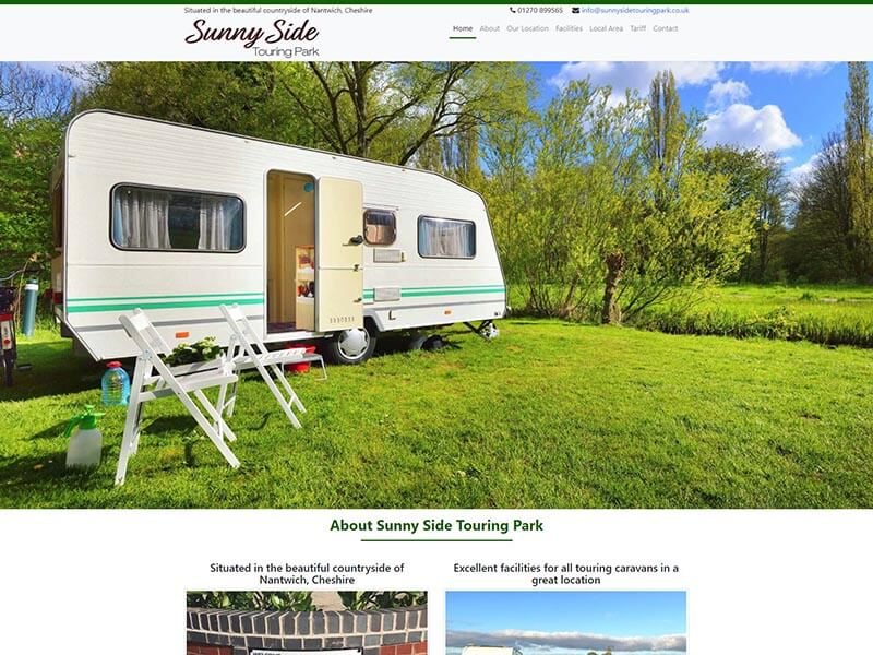 Sunny Side Touring Park