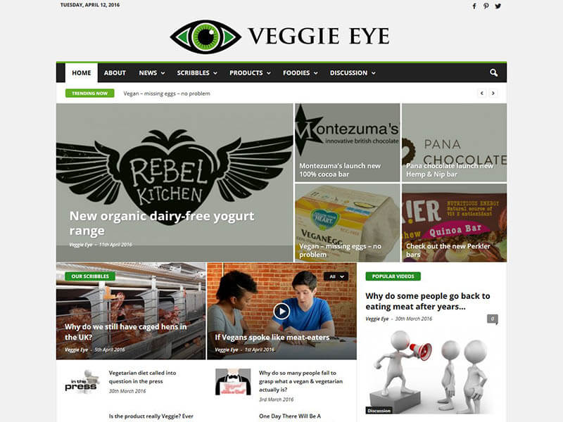 The Veggie Eye